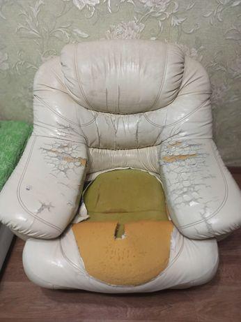 Кресло под перетяжку