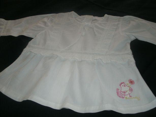 Blusa - túnica 4 anos