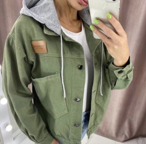 Куртка, курточка, пиджак джинсовый