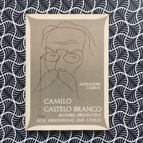 Camilo Castelo Branco Roteiro Dramático dum Profissional das Letras