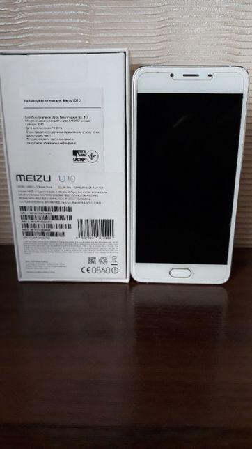 Продам смартфон Meizu U10 32GB (White)