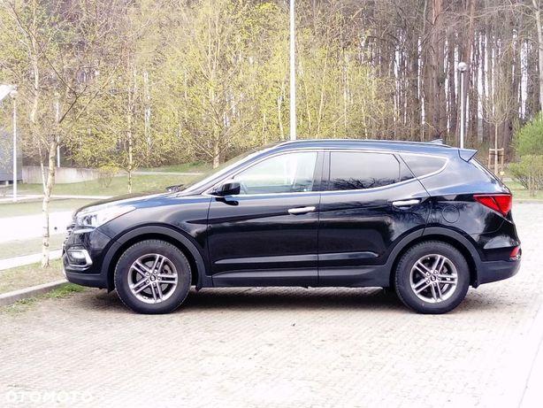 Hyundai Santa Fe III Lift Sport 4x4 AWD ,2.4 benzyna,188 KM