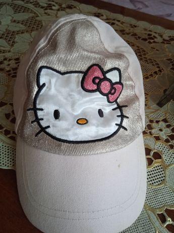 Кепка Hello Kitty на девочку