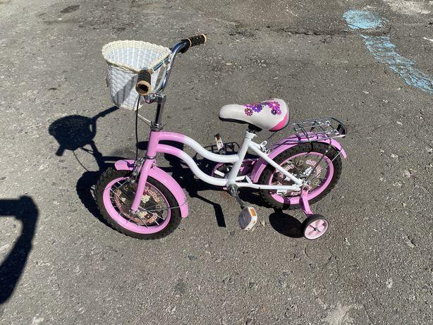 Велосипед дитячий Hello Kitty від 3 до 6 років