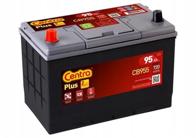 Akumulator Centra Plus CB955 12V 95Ah 720A L+ Kraków EB955