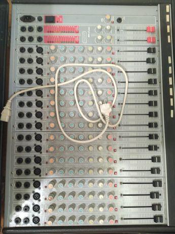 Mesa de som export MX e series