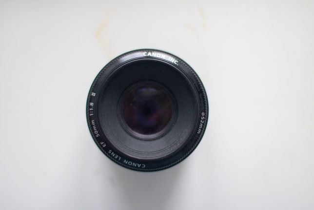 obiektyw canon EF 50mm f1.8 II