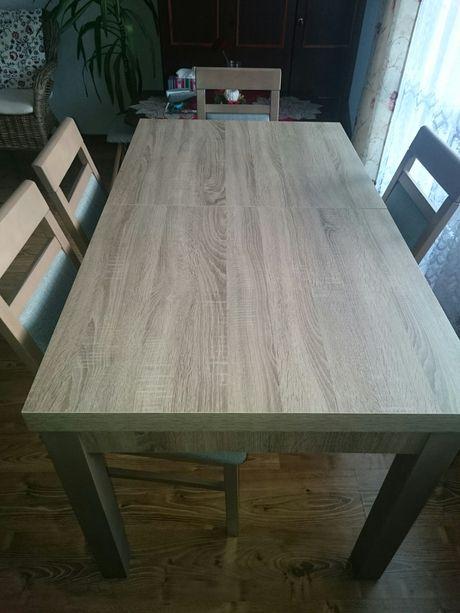 Stół i 6 krzeseł!!!