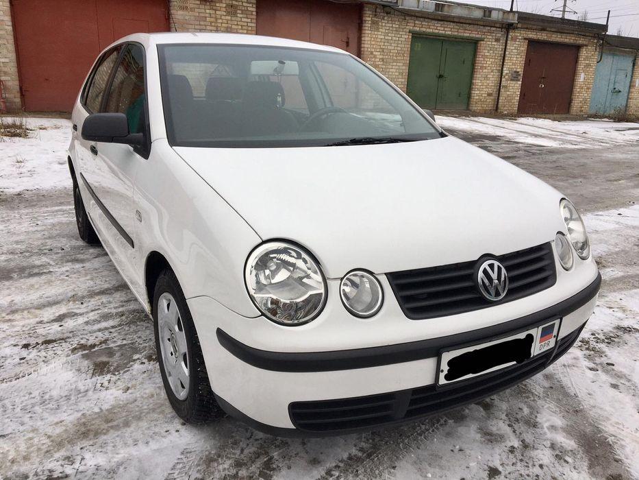 Продам Volkswagen polo 2003г. Макеевка - изображение 1