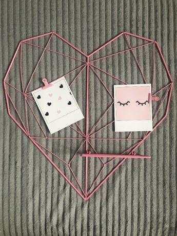 Ramka w kształcie serca