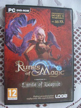 Runes of Magic - Lands of Despair (gra na PC)