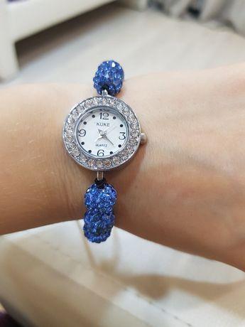 Очень красивые часы! Часы-браслет