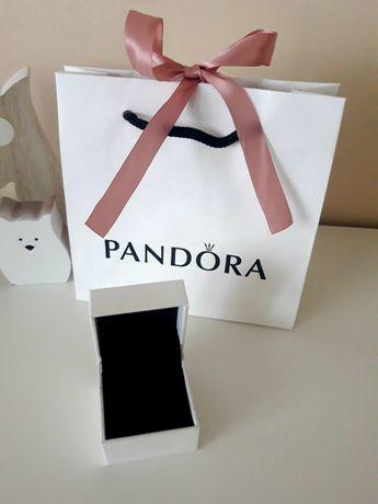 Pandora pudełko na biżuterię + torebka