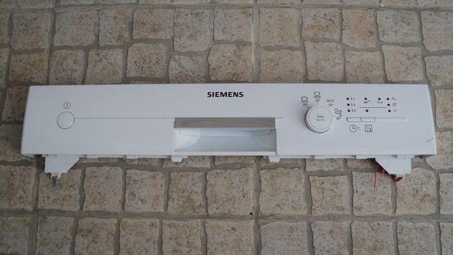 Painel de controlo maquina de lavar loiça Siemens SN24E209 - Bosch