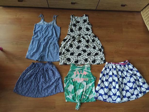 Sukienki bluzki Cool Club H&M 134/146