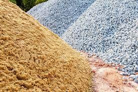 Доставка стройматериалов : песок- 280, отсев , щебень, цемент