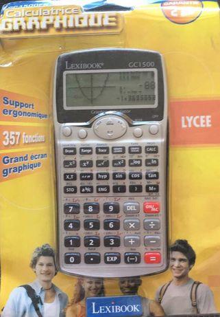 Calculadora gráfica LexiBook