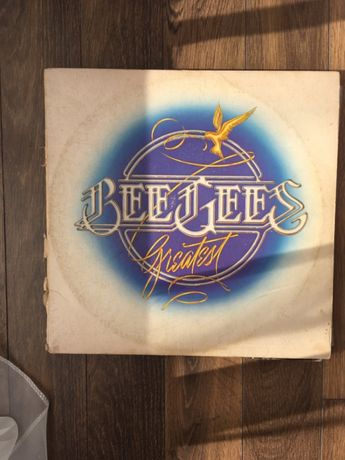Trójpłytowy album legendarnej grupy BEE GEES