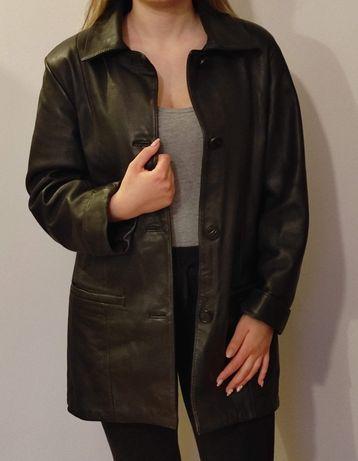 Skórzana kurtka,  naturalna skóra
