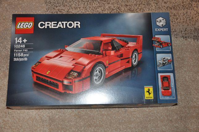 LEGO 10248 Creator Expert - Ferrari F40