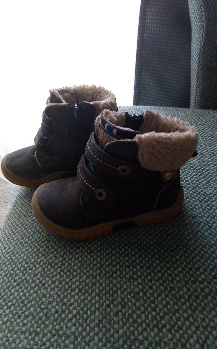 Sprzedam buty zimowe dla chłopca 22 Lasocki Poznań - image 1