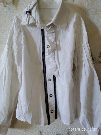 Продам школьные блузки ASHEN для девочки