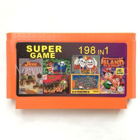 198 gier Pegasus BEZ POWTÓREK Dyskietka - Arkanoid Chip Dale Tetris