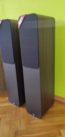Rewelacyjne kolumny podłogowe Q Acoustics 3050 skuteczność 92dB OKAZJA