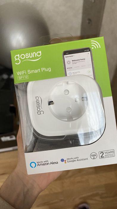 Умная Wi-Fi розетка Gosund SP112 2xUSB Крыжановка - изображение 1