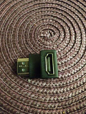 Adapter kątowy HDMI