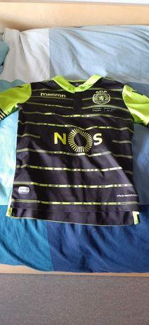 Sporting - Camisola Oficial 8 anos