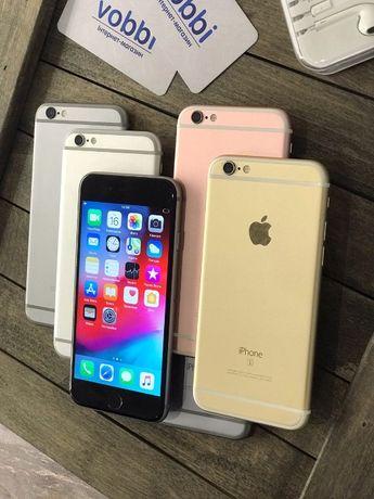 Apple IPhone 6/6s 16/32/64 (гарантія/купити/магазин/оригінал/айфон/тел