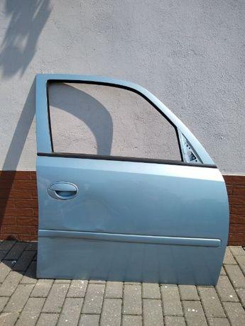 Opel Meriva A - drzwi prawy przód