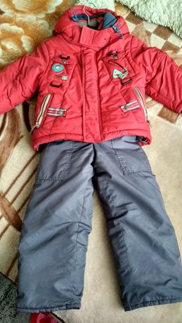 Детская зимняя куртка.