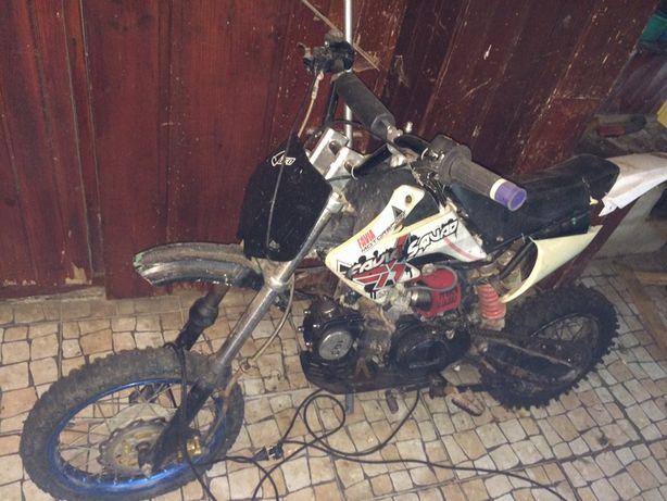 Pit bike 125 linfan