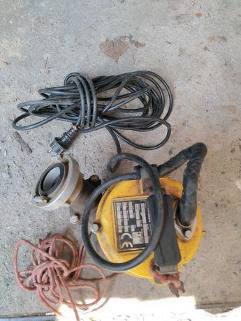 Pompa zanurzeniowa do wody brudnej Wacker PS2 400W IP68