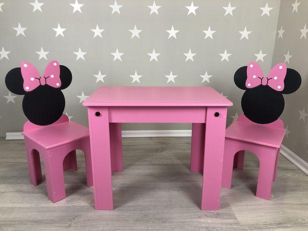 Стол и стул , дитячий стіл, комплект меблів дитячий