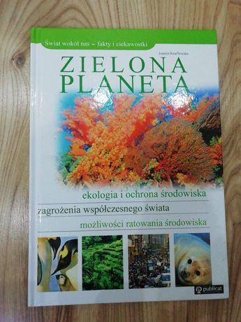 Książka dla dzieci 'Zielona planeta'