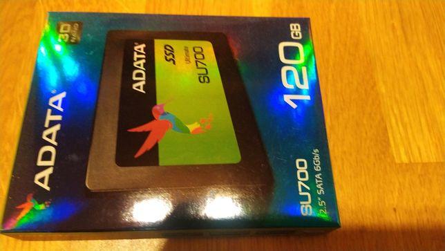 """ADATA 120GB 2,5"""" SATA SSD Ultimate SU700"""