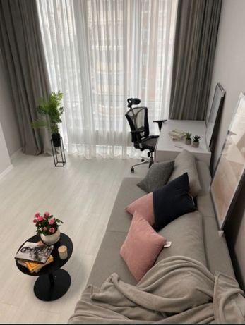 "1 к. квартира ""ЖК ""Smart Plaza"" с панорамными окнами"