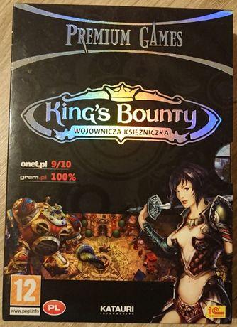Kings Bounty: Wojownicza księżniczka
