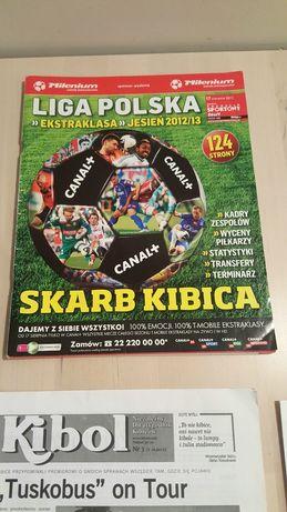Skarb kibica + Kibol. Kolekcja ! Okazja