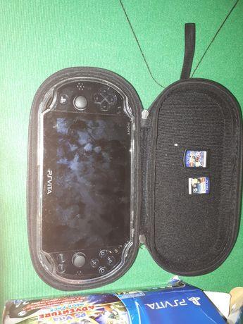 Consola PSP VITA +jogos