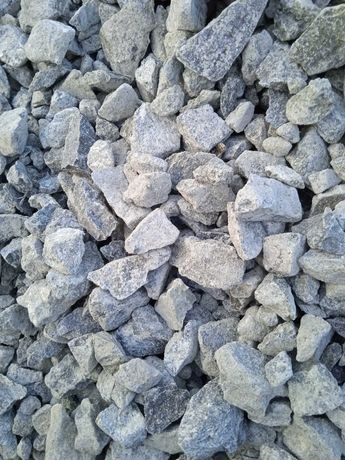 Kamień granitowy, kruszywo, tłuczeń