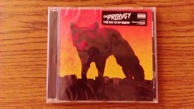 The PRODIGY- The Day Is My Enemy - CD album 2015- OKAZJA!!