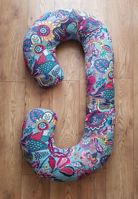 Poduszka ciążowa do spania, karmienia Rogal Typu C Złotniki - image 1