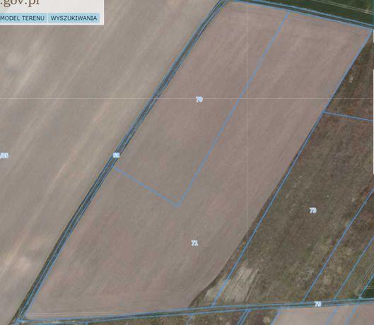 Działka rolna na sprzedaż- gmina Pieńsk - 15 ha