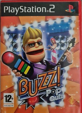 Gra _ Buzz! POP Quiz / dubbing PL / PS2 / PAL