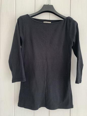 ZARA - bawełniana bluzka 3/4 rękaw