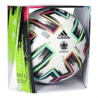 Мяч футбольный Adidas Uniforia Euro 2020 OMB FH7362 - ОРИГИНАЛ